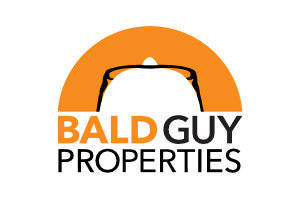 Bald Guy Properties Logo